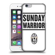 Official Juventus Football Club Lifestyle Sunday Warrior Hard Back Case For Apple Iphone 6 / 6S