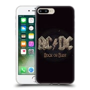 Official Ac/Dc Acdc Album Art Rock Or Bust Soft Gel Case For Apple Iphone 7 Plus