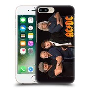 Official Ac/Dc Acdc Group Photo Band Studio Shot Hard Back Case For Apple Iphone 7 Plus