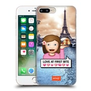 Official Emoji Photo Graphic Pizza Love Hard Back Case For Apple Iphone 7 Plus
