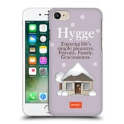 Official Emoji Winter Quotes Hygge Hard Back Case For Apple Iphone 7
