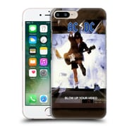 Official Ac/Dc Acdc Album Cover Blow Up Your Video Hard Back Case For Apple Iphone 7 Plus