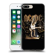 Official Ac/Dc Acdc Album Art Stiff Upper Lip Soft Gel Case For Apple Iphone 7 Plus