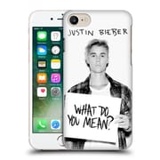 Official Justin Bieber Purpose What Do You Mean Photo Hard Back Case For Apple Iphone 7
