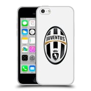 Official Juventus Football Club Crest Logo White Soft Gel Case For Apple Iphone 5C