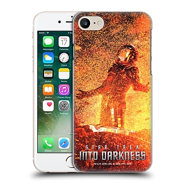 Official Star Trek Posters Into Darkness Xii Spock Hard Back Case For Apple Iphone 7