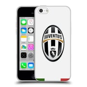 Official Juventus Football Club Crest Italia White Soft Gel Case For Apple Iphone 5C