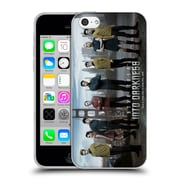 Official Star Trek Characters Into Darkness Xii Group Soft Gel Case For Apple Iphone 5C