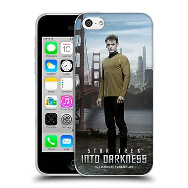 Official Star Trek Characters Into Darkness Xii Chekov Soft Gel Case For Apple Iphone 5C