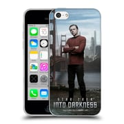 Official Star Trek Characters Into Darkness Xii Scotty Soft Gel Case For Apple Iphone 5C
