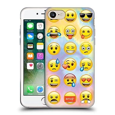 Official Emoji Smileys Moods Soft Gel Case For Apple Iphone 7