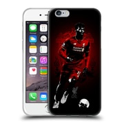 Official Liverpool Football Club Red Pride Sturridge Soft Gel Case For Apple Iphone 6 / 6S