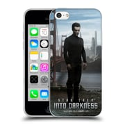 Official Star Trek Characters Into Darkness Xii Khan Soft Gel Case For Apple Iphone 5C