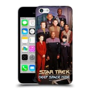 Official Star Trek Iconic Characters Ds9 Main Cast Hard Back Case For Apple Iphone 5C
