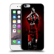 Official Liverpool Football Club Red Pride Henderson Soft Gel Case For Apple Iphone 6 / 6S