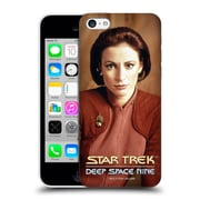 Official Star Trek Iconic Characters Ds9 Kira Nerys Hard Back Case For Apple Iphone 5C