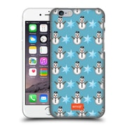 Official Emoji Winter Patterns Snow Hard Back Case For Apple Iphone 6 / 6S