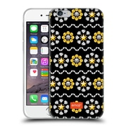 Official Emoji Assorted Prints Diamonds And Stars Soft Gel Case For Apple Iphone 6 / 6S