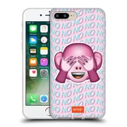 Official Emoji Pastel Sass No Soft Gel Case For Apple Iphone 7 Plus