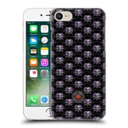Official Anne Stokes Dark Hearts Skull Pattern Hard Back Case For Apple Iphone 7