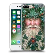 Official Anne Stokes Yule Season Spirit Soft Gel Case For Apple Iphone 7 Plus