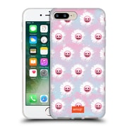 Official Emoji Pastel Sass Daisy Soft Gel Case For Apple Iphone 7 Plus