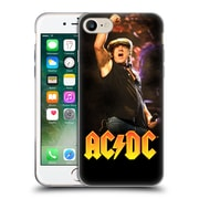 Official Ac/Dc Acdc Solo Brian Johnson Soft Gel Case For Apple Iphone 7