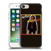 Official Ac/Dc Acdc Album Cover Powerrage Soft Gel Case For Apple Iphone 7