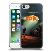 Official Ac/Dc Acdc Album Cover Let There Be Rock Soft Gel Case For Apple Iphone 7
