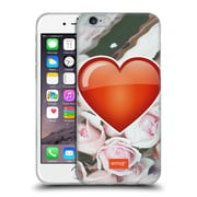Official Emoji Solos Heart Soft Gel Case For Apple Iphone 6 / 6S