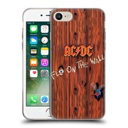 Official Ac/Dc Acdc Album Cover Flo On The Wall Soft Gel Case For Apple Iphone 7