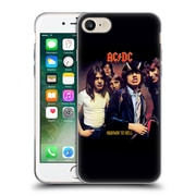 Official Ac/Dc Acdc Album Cover Highway To Hell Soft Gel Case For Apple Iphone 7