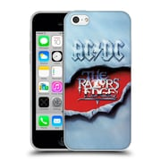 Official Ac/Dc Acdc Album Art The Razors Edge Soft Gel Case For Apple Iphone 5C