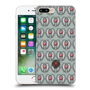 Official Anne Stokes Motif Patterns Winged Heart Swirl Hard Back Case For Apple Iphone 7 Plus