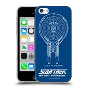 Official Star Trek Ships Of The Line Tng Uss Stargazer Soft Gel Case For Apple Iphone 5C