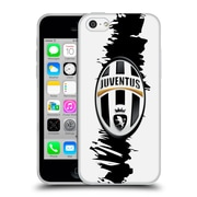 Official Juventus Football Club Crest Slash Soft Gel Case For Apple Iphone 5C