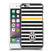 Official Juventus Football Club Lifestyle Horizontal Stripes Hard Back Case For Apple Iphone 6 / 6S