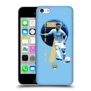 Official Manchester City Man City Fc Players Raheem Sterling Hard Back Case For Apple Iphone 5C