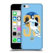 Official Manchester City Man City Fc Players Nicolas Otamendi Hard Back Case For Apple Iphone 5C
