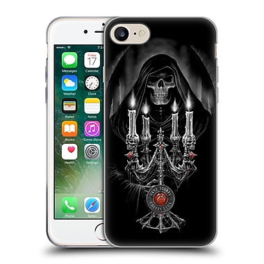 Official Anne Stokes Tribal Candelabra Soft Gel Case For Apple Iphone 7