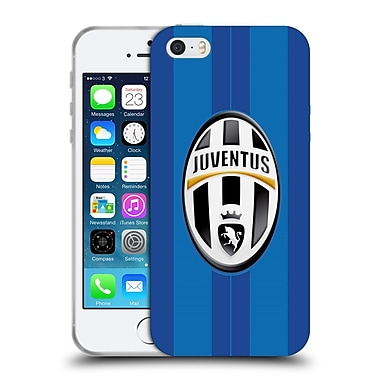 Official Juventus Football Club Match 2016/17 Kit Away Soft Gel Case For Apple Iphone 5 / 5S / Se