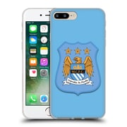 Official Manchester City Man City Fc Crest Kit Home Kit Soft Gel Case For Apple Iphone 7 Plus