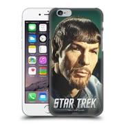 Official Star Trek Embossed Spock Mirror Hard Back Case For Apple Iphone 6 / 6S