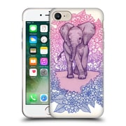 Official Micklyn Le Feuvre Animals Cute Baby Elephant Soft Gel Case For Apple Iphone 7