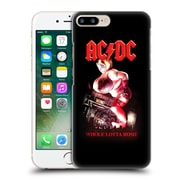 Official Ac/Dc Acdc Song Titles Whole Lotta Rosie Hard Back Case For Apple Iphone 7 Plus