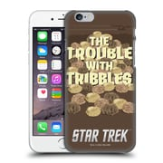 Official Star Trek Embossed Iconic Characters Tos Tribbles Hard Back Case For Apple Iphone 6 / 6S