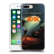 Official Ac/Dc Acdc Album Cover Let There Be Rock Soft Gel Case For Apple Iphone 7 Plus