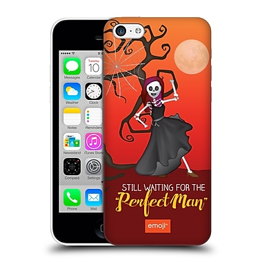 Official Emoji Halloween Parodies Perfect Man Hard Back Case For Apple Iphone 5C