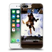 Official Ac/Dc Acdc Album Cover Blow Up Your Video Soft Gel Case For Apple Iphone 7 Plus