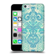 Official Micklyn Le Feuvre Patterns 3 Botanical Geometry Hard Back Case For Apple Iphone 5C